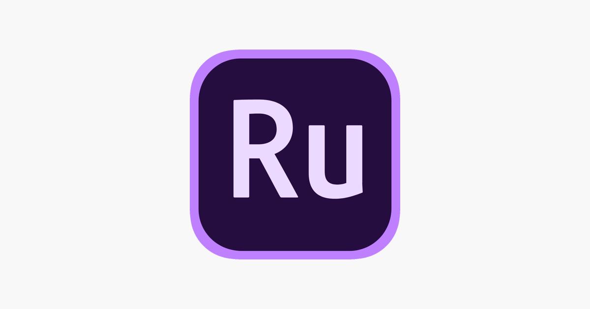 App ADOBE Premiere Rush