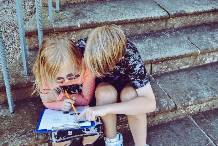 Emprendimiento niños