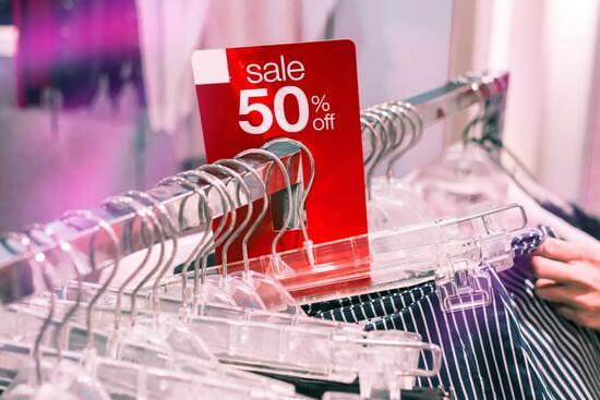 Vender ropa que ya no usan