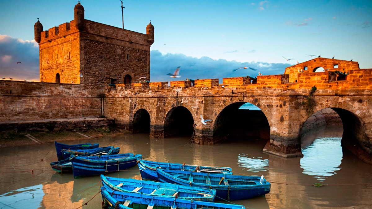 Puerto Marruecos