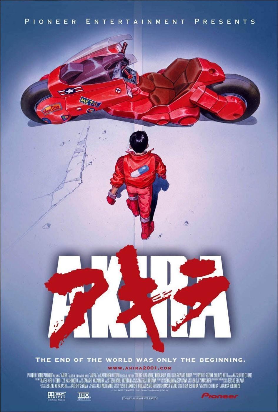 Akira - Katsuhiro Ôtomo (1988)