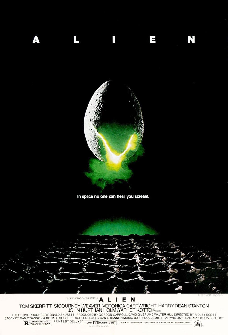 Película - Alien - Ridley Scott (1979)