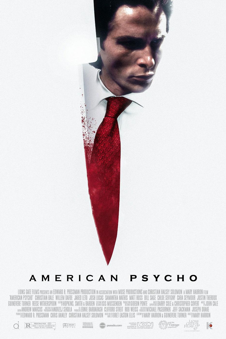 American Psycho - Mary Harron (2000)