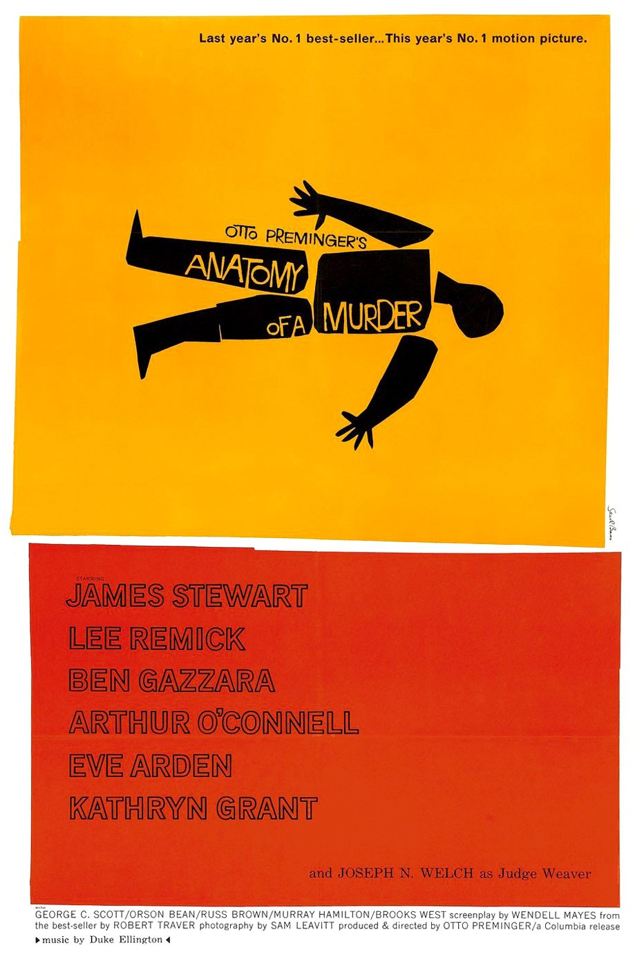 Anatomy of a Murder Otto Preminger