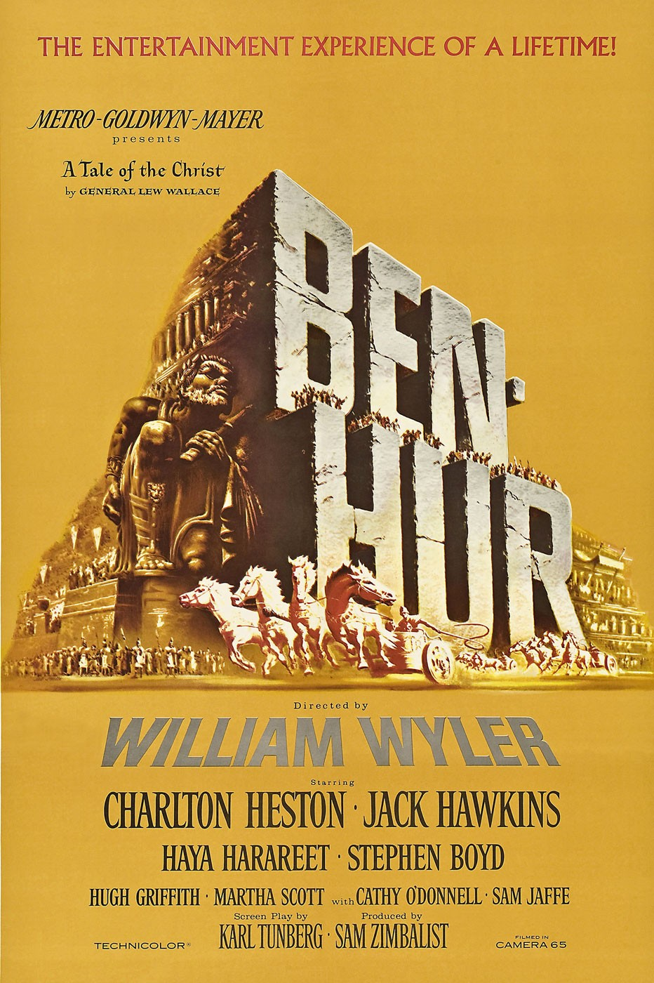 Película - Ben-Hur - William Wyler