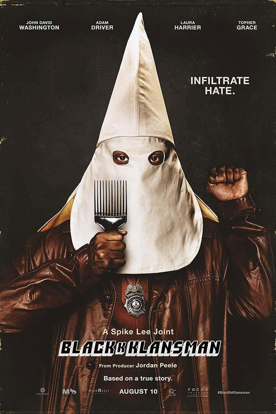 BlacKkKlansman - Spike Lee (2018)