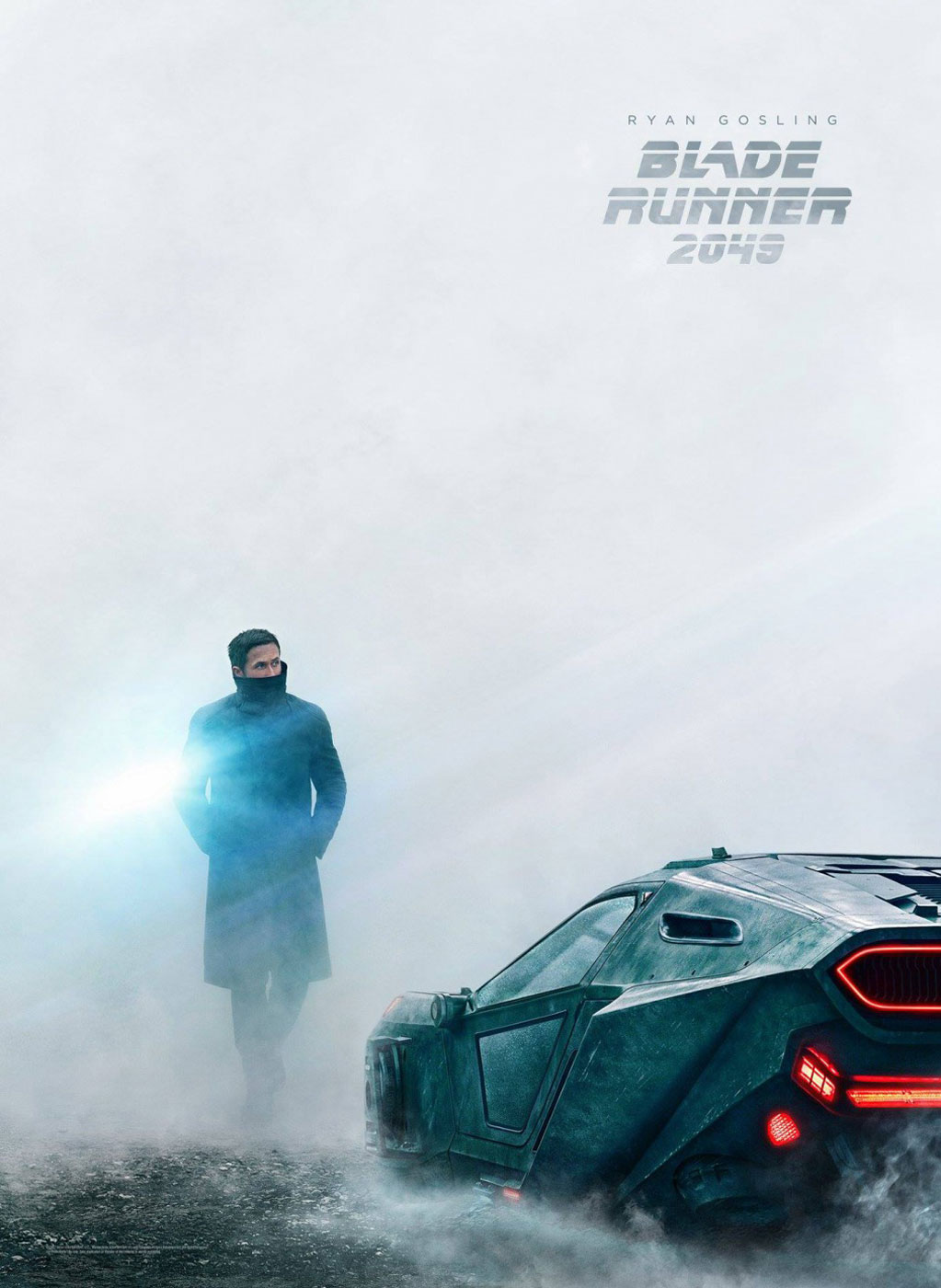 Blade Runner 2049 - Denis Villeneuve (2017)