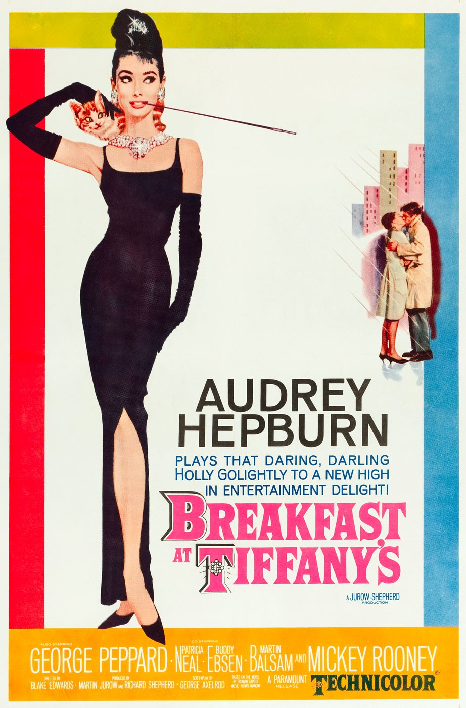Breakfast at Tiffany's - Blake Edwards (1961)