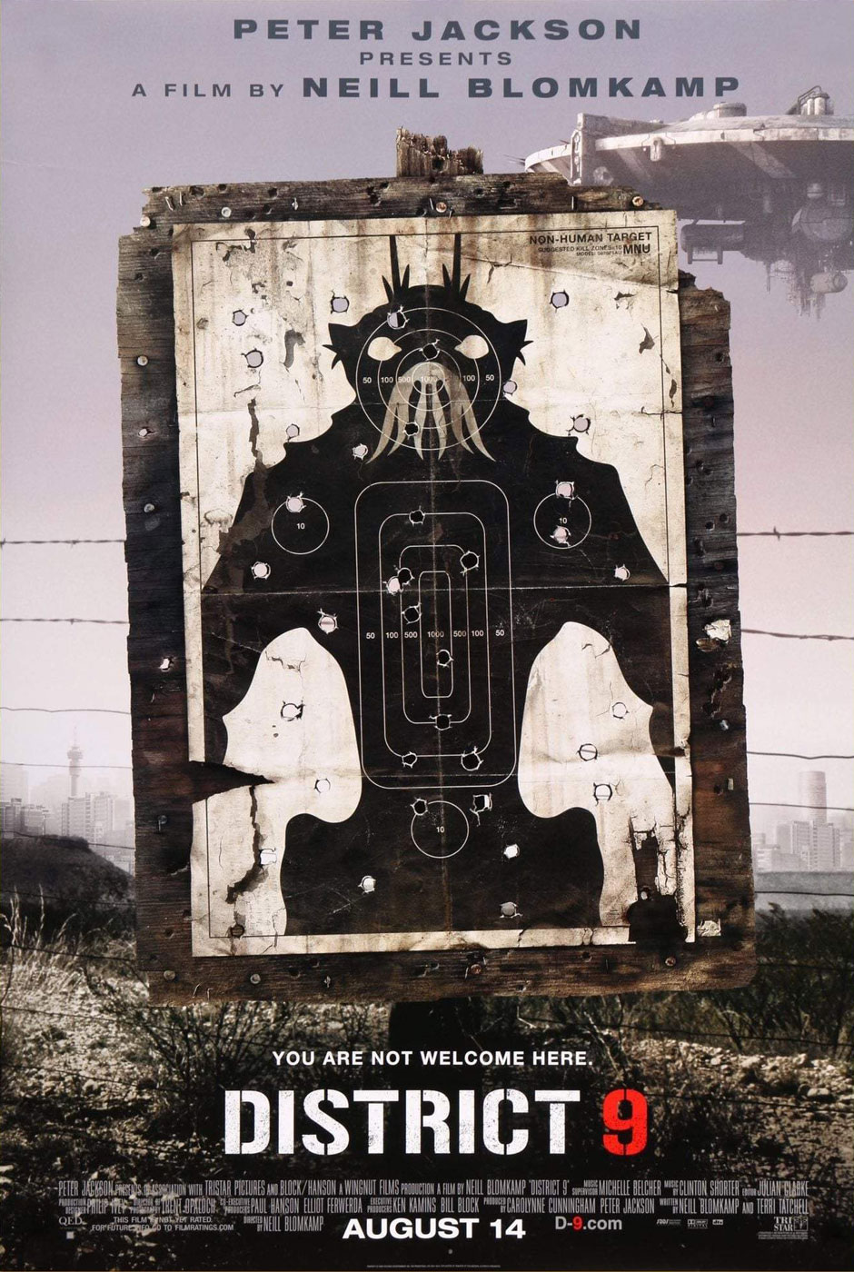 District 9 - Neill Blomkamp (2009)