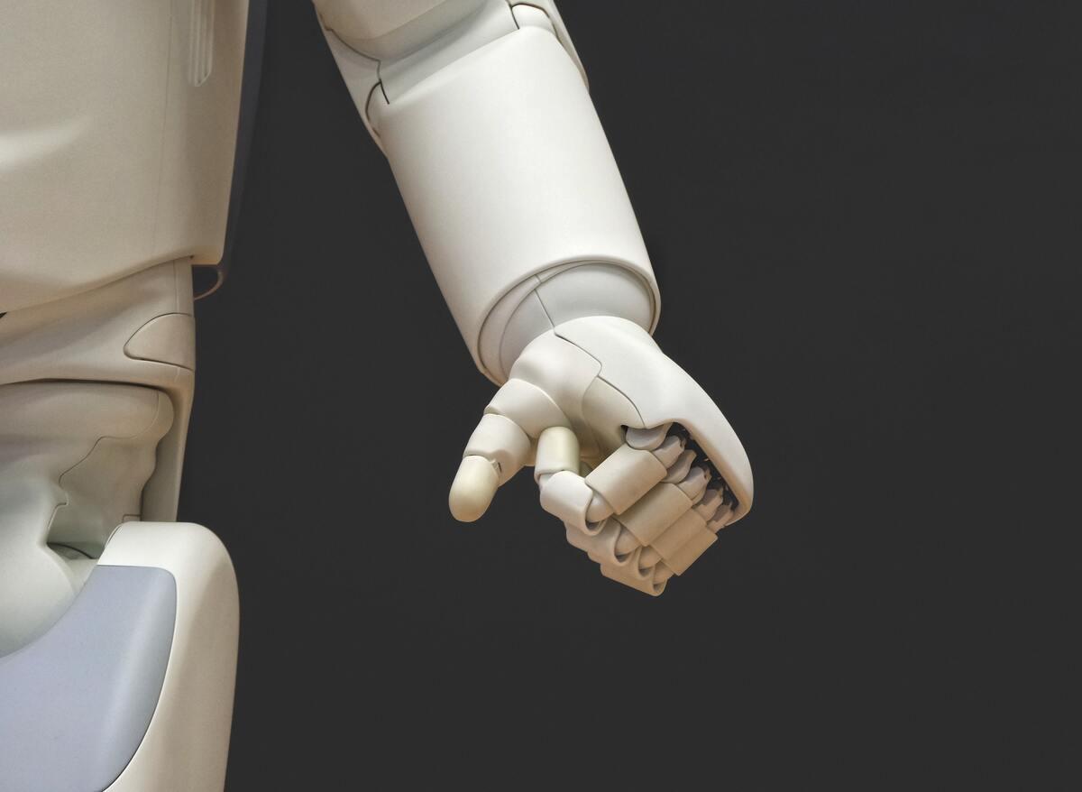 ¿Los robots sienten?