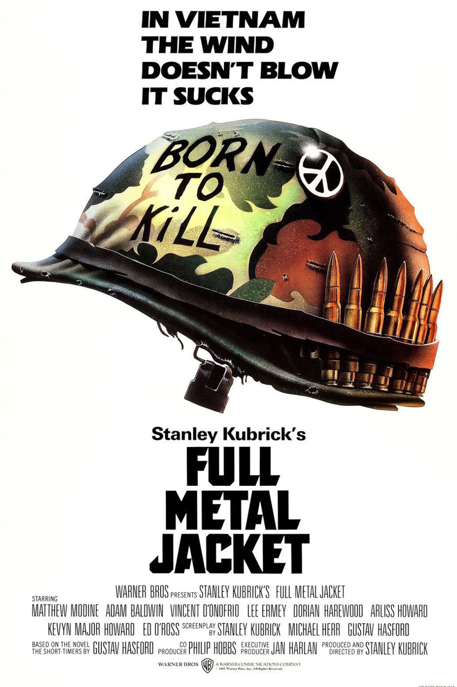 Full Metal Jacket - Stanley Kubrick (1987)