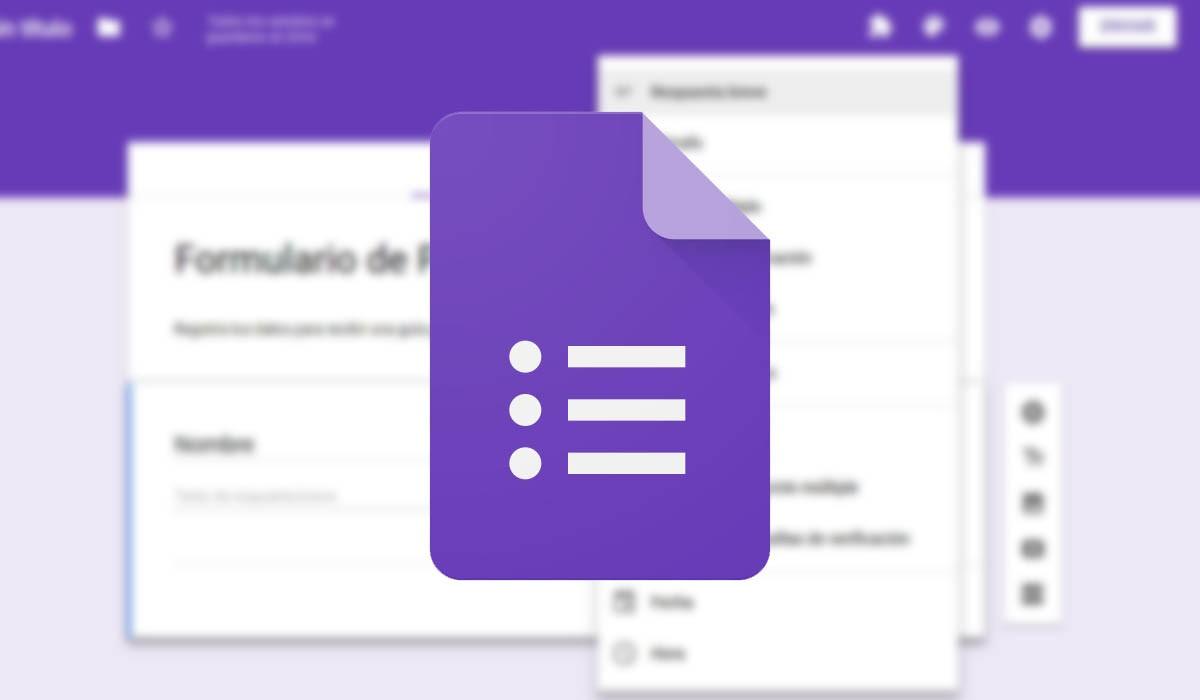Herramienta - Google Forms - Tuexperto