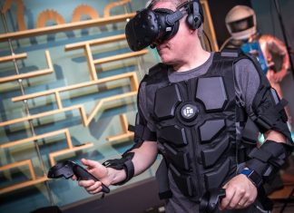 chaleco VR