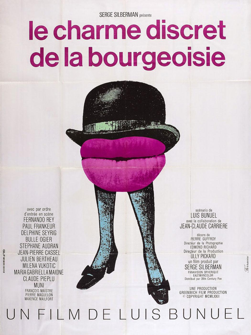 Le Charme discret de la bourgeoisie - Luis Buñuel (1972)