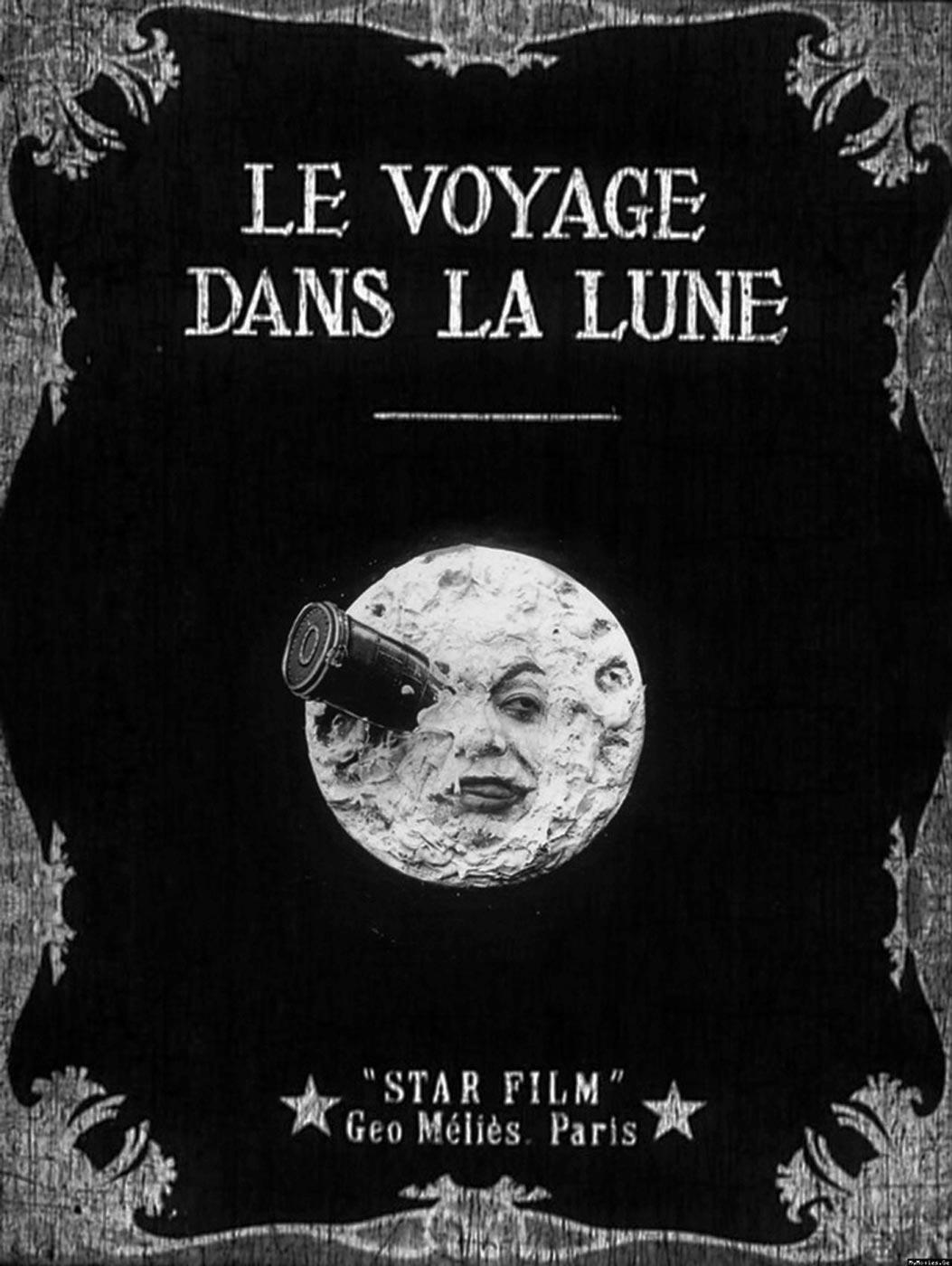 Película - Le Voyage dans la Lune