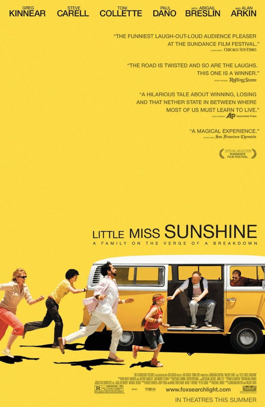 Little Miss Sunshine - Jonathan Dayton (2006)