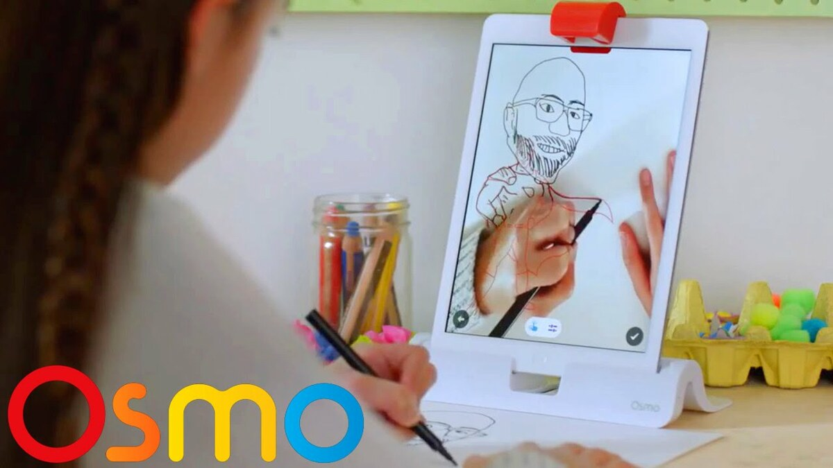 Masterpiece for Osmo App