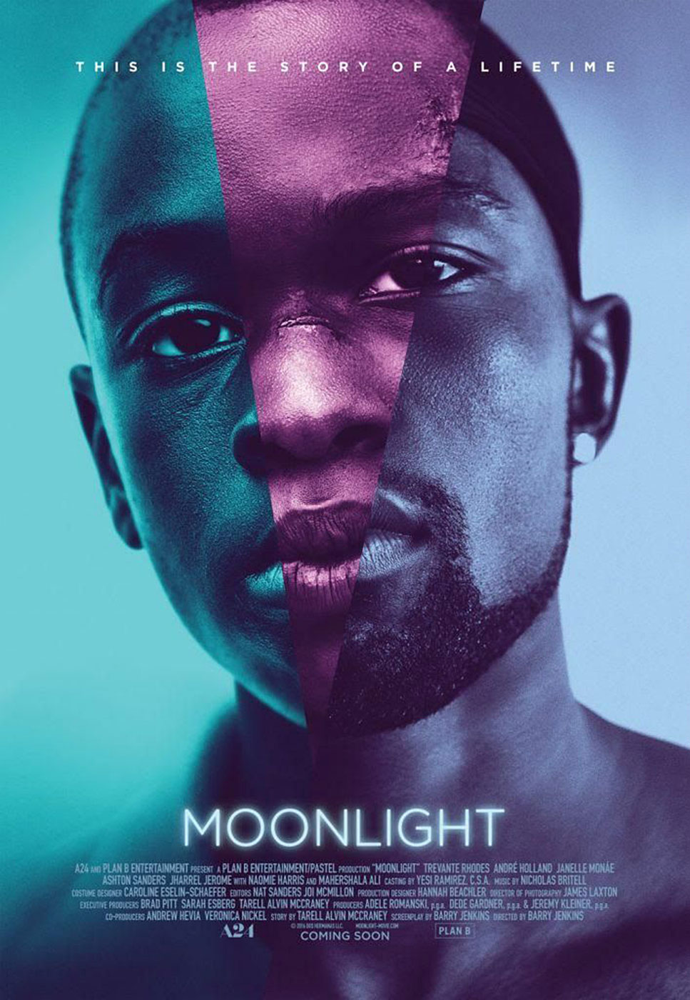 Moonlight - Barry Jenkins (2016)
