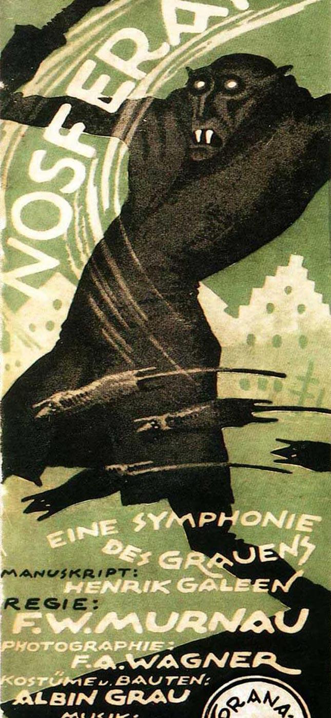 Nosferatu - F.W. Murnau