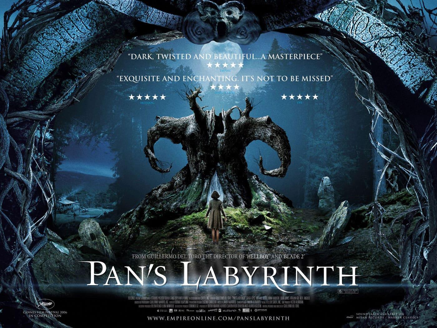 Película - Pan's Labyrinth - Guillermo del Toro (2006)