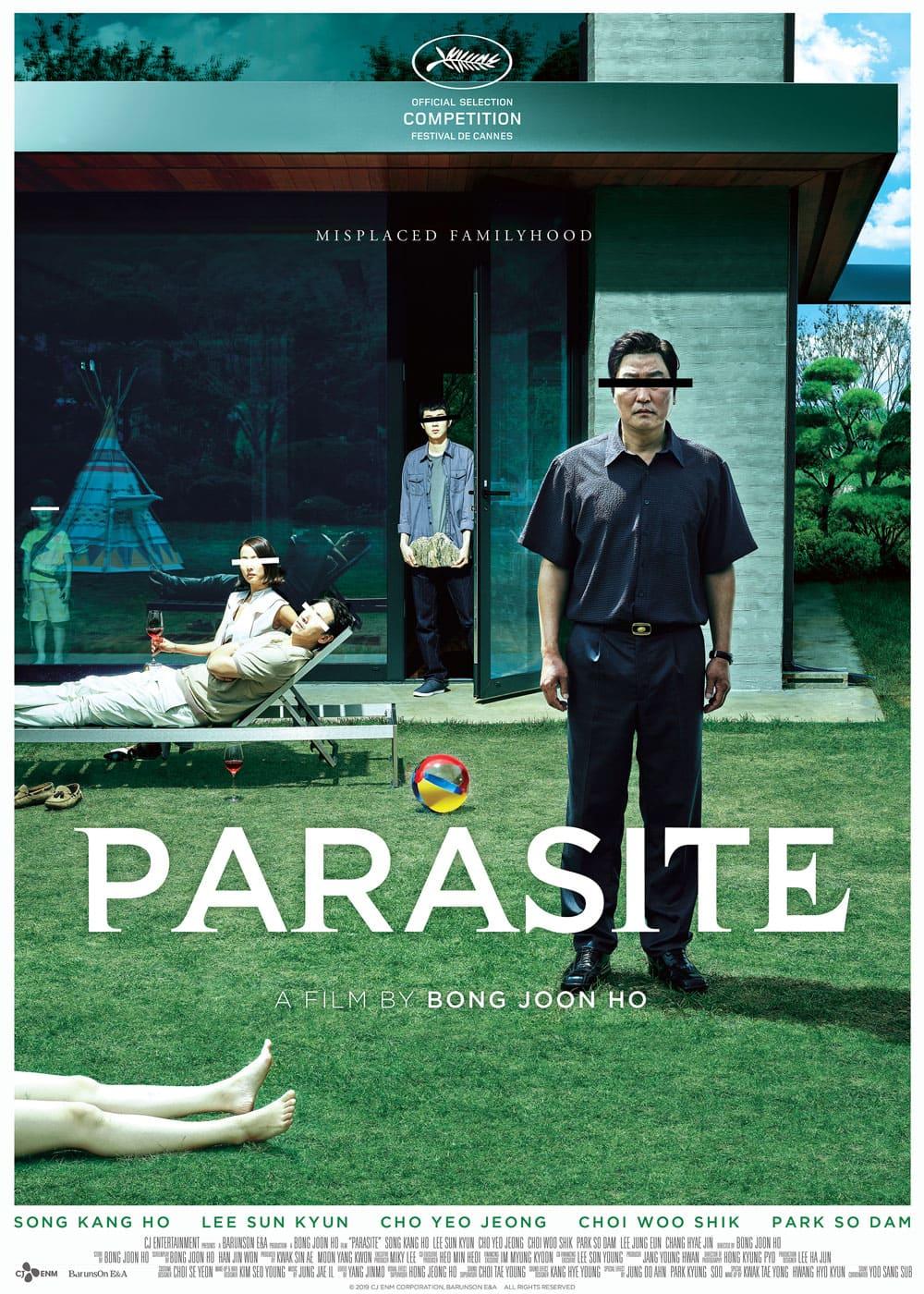 Parasite - Bong Joon Ho (2019)