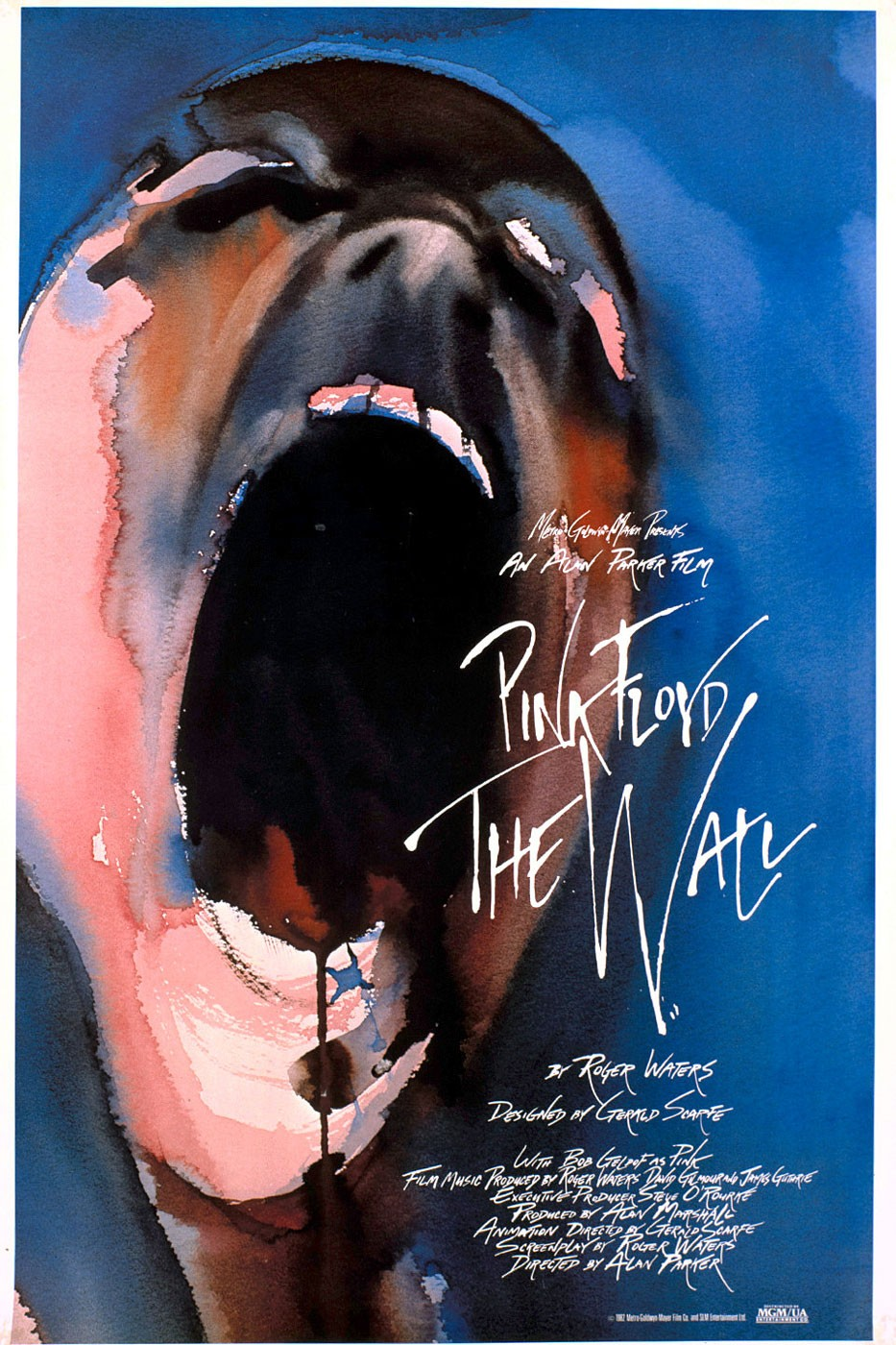 Pink Floyd: The Wall - Alan Parker (1982)