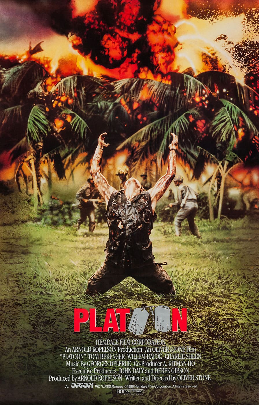 Platoon - Oliver Stone (1986)