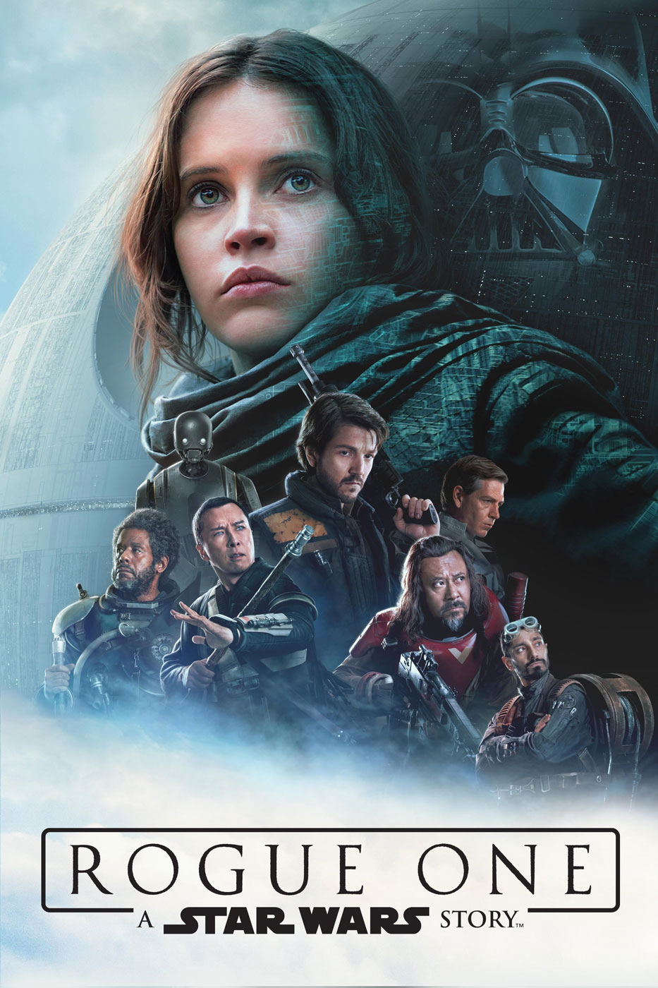Película - Rogue One: A Star Wars Story Gareth Edwards (2016)