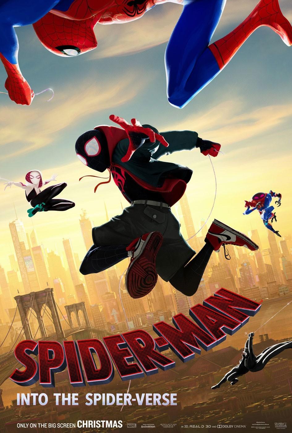 Película - Spider-Man: Into the Spider-Verse - Bob Persichetti, Peter Ramsey, Rodney Rothman (2018)