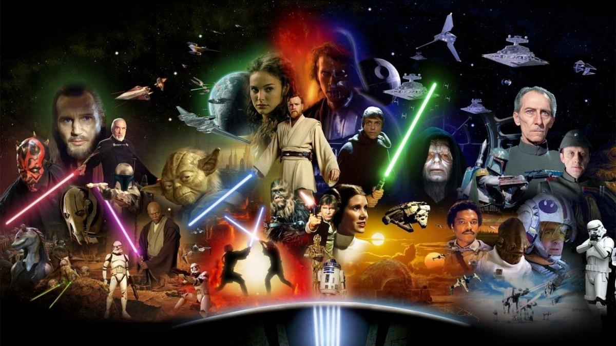 Película Star Wars