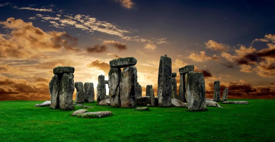 Stonehedge - Inglaterra