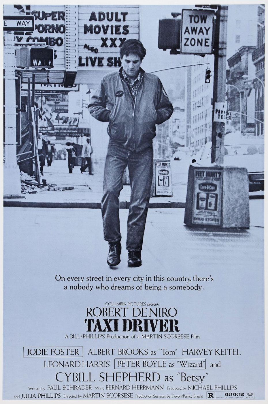 Película - Taxi Driver - Martin Scorsese (1976)