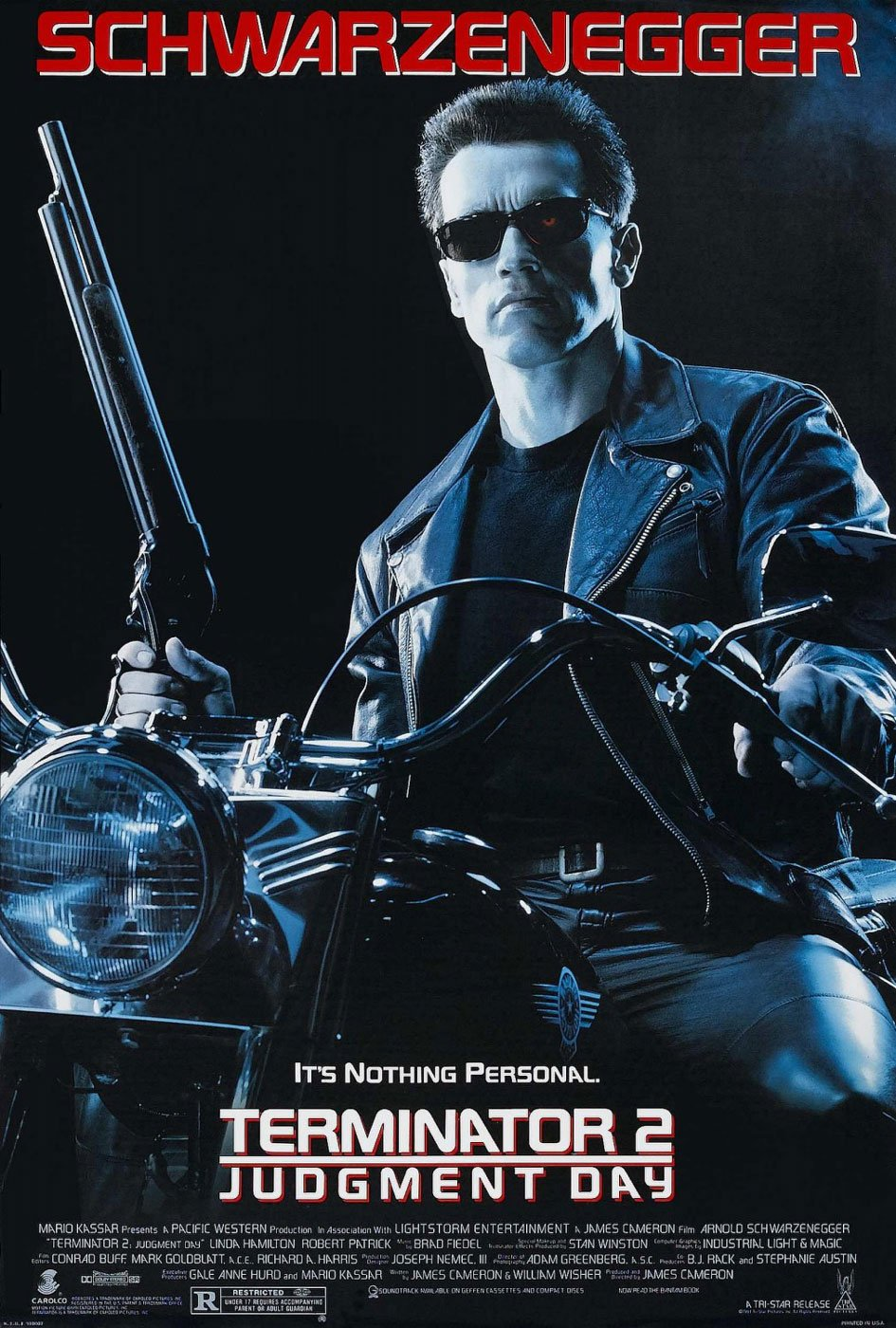 Película - Terminator 2: Judgment Day - James Cameron (1991)