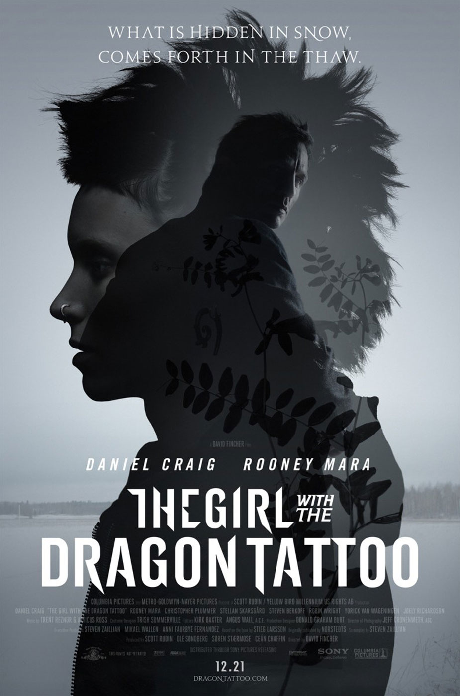 The Girl with the Dragon Tattoo - David Fincher (2011)