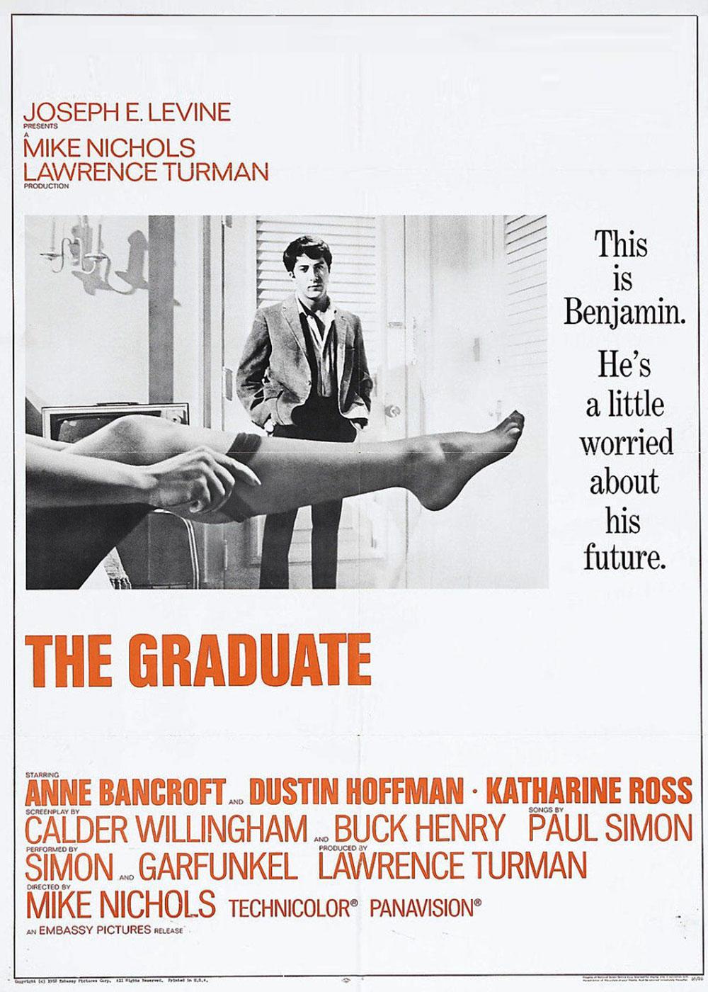Película - The Graduate - Mike Nichols (1967)