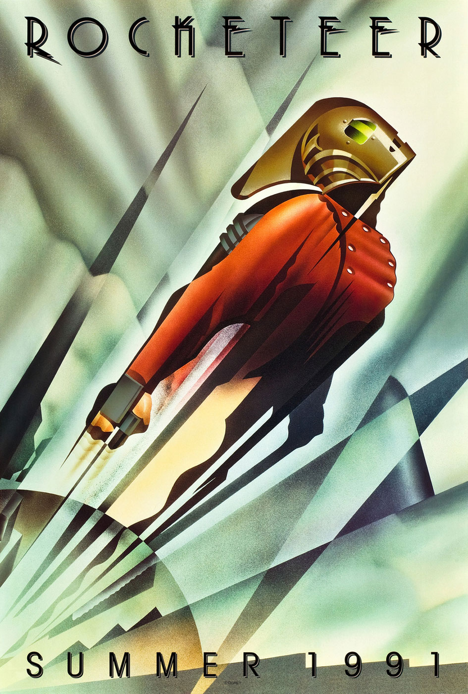 The Rocketeer - Joe Johnston (1991)