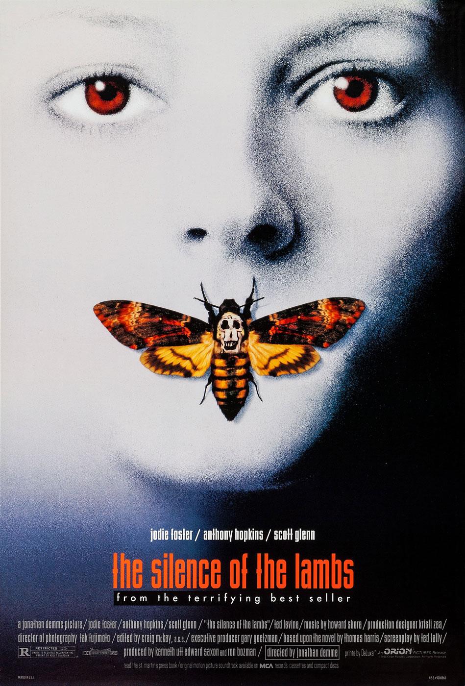 Película - The Silence of the Lambs - Jonathan Demme (1991)