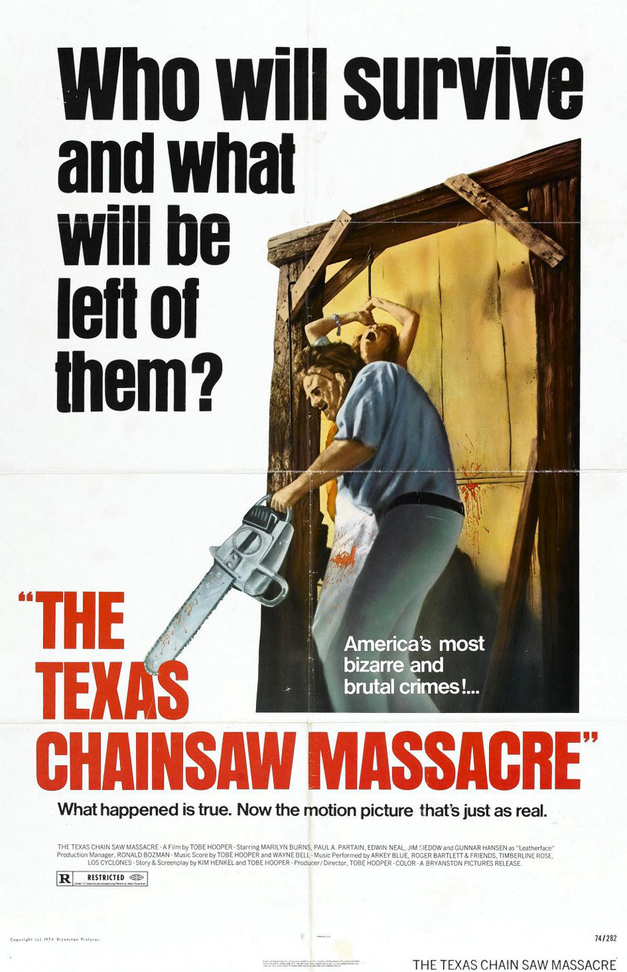 Cartel - The Texas Chain Saw Massacre - Tobe Hooper (1974)