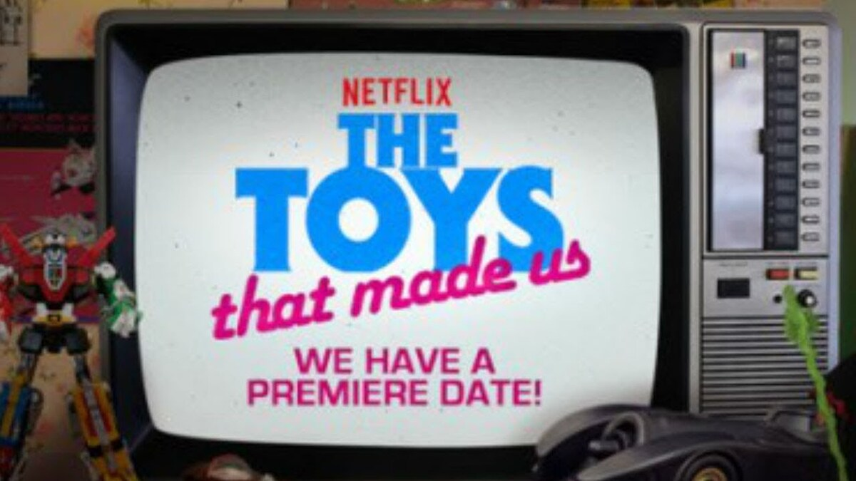 serie The toys that Made Us
