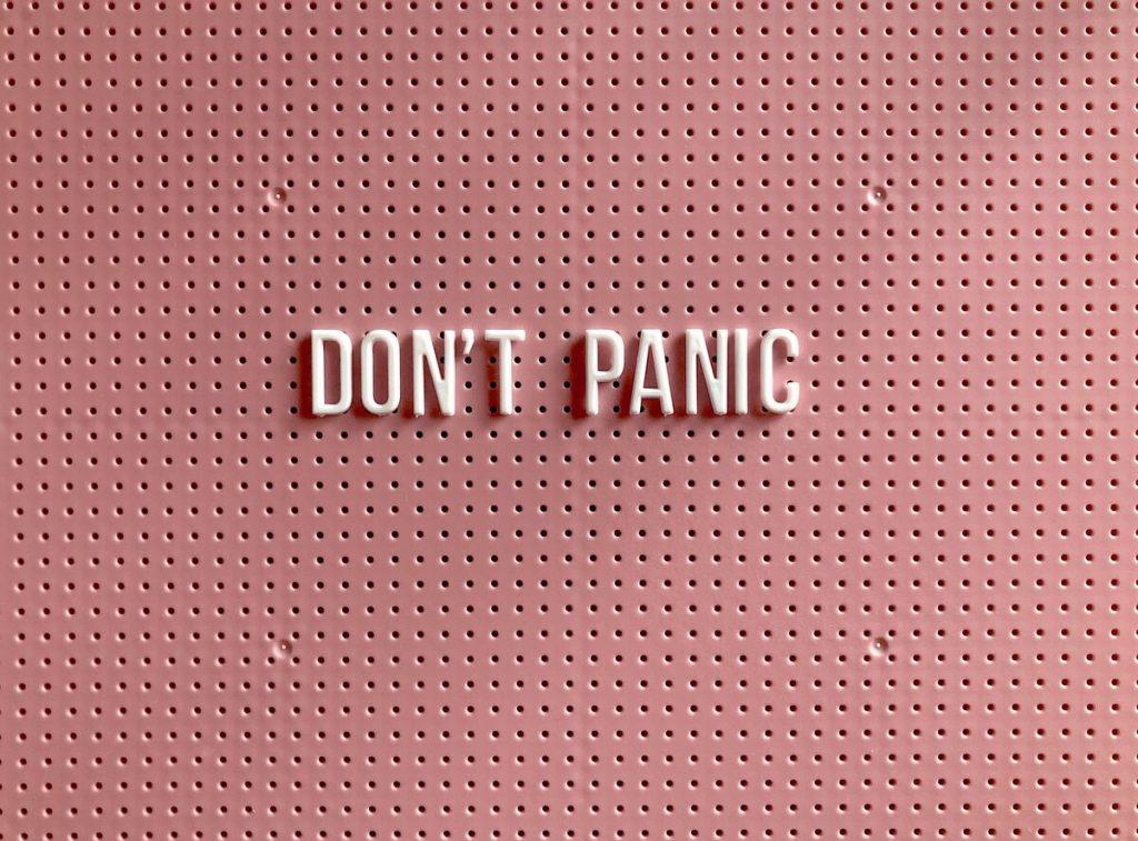 Miedo - Fear - Don't Panic