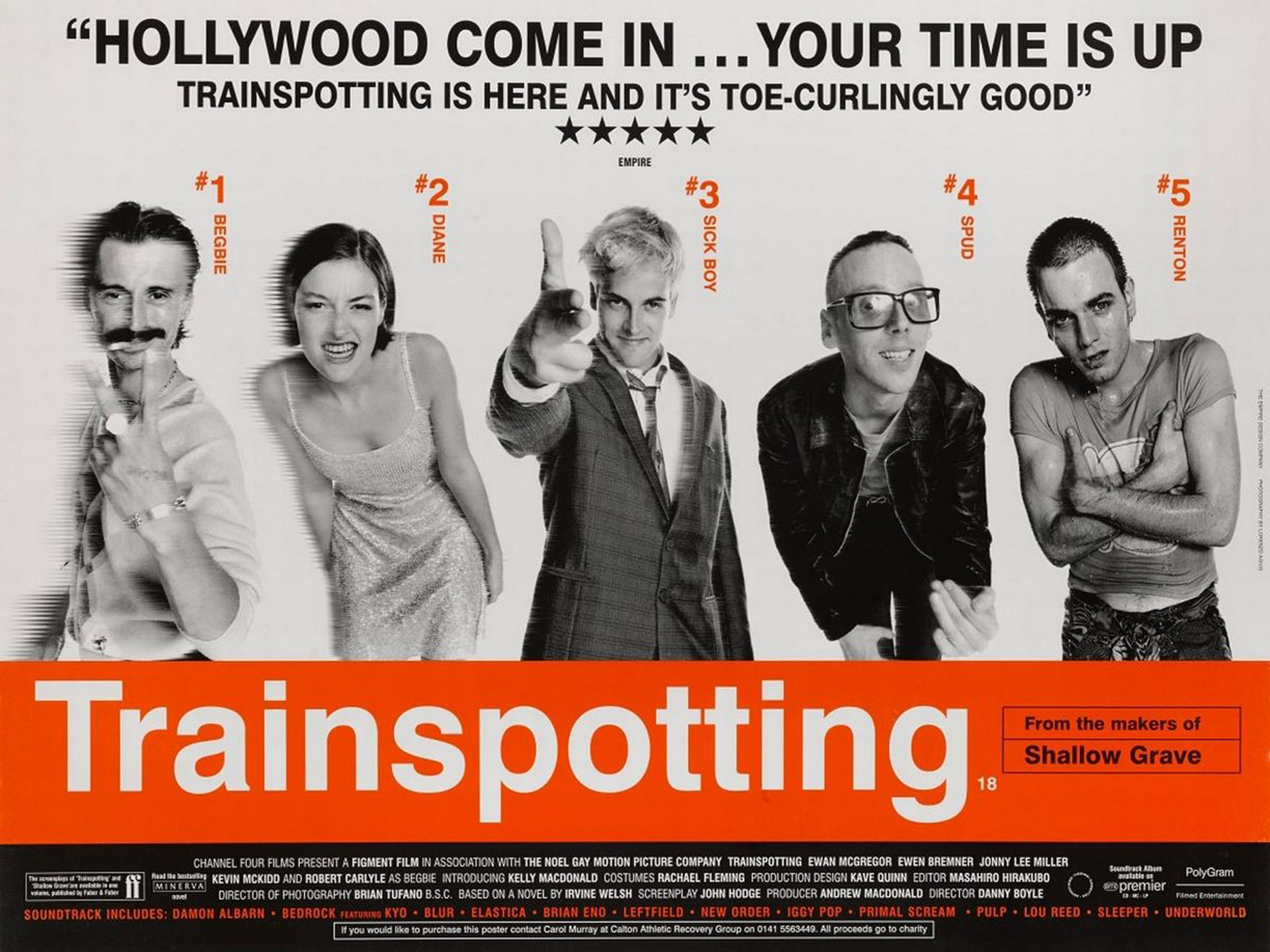 Trainspotting - Danny Boyle (1996)
