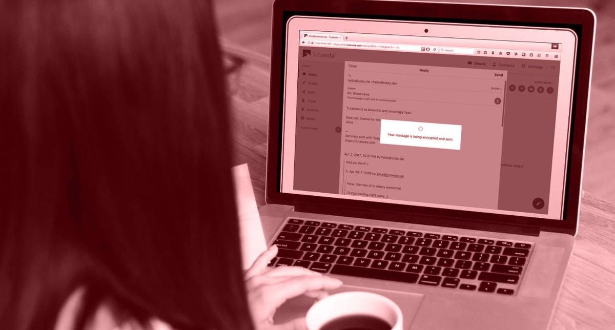 Email - Criptografía - Tutanota