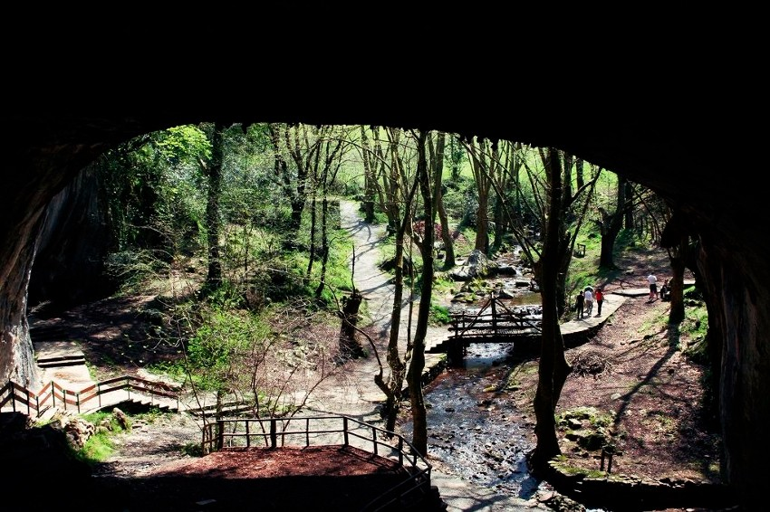 Cuevas de Zugarramurdi - España