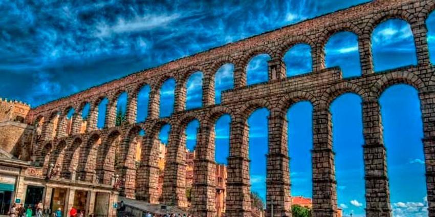 Acueducto Segovia - España
