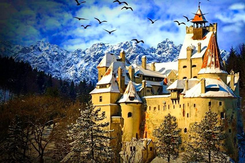 Castillo de Bran - Rumanía