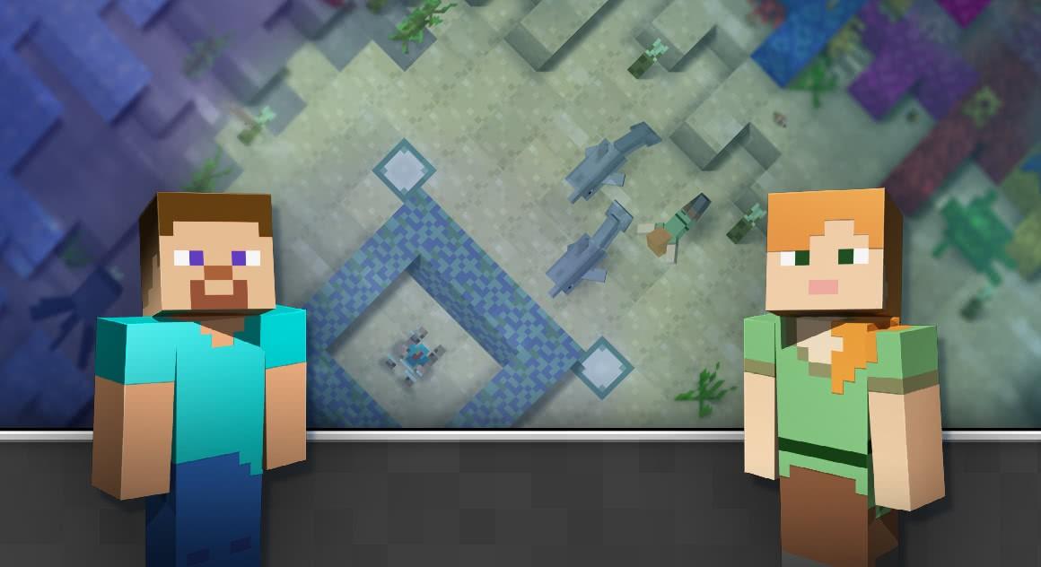 Minecraft – Code.org