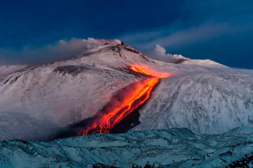 Monte Etna - Italia - Europa