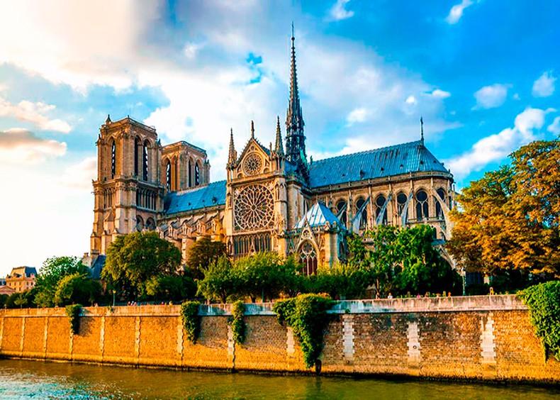 Notre Dame - Paris - Europa