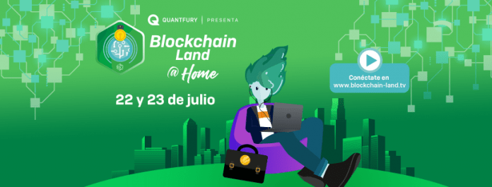 Blockchain Land @ Home