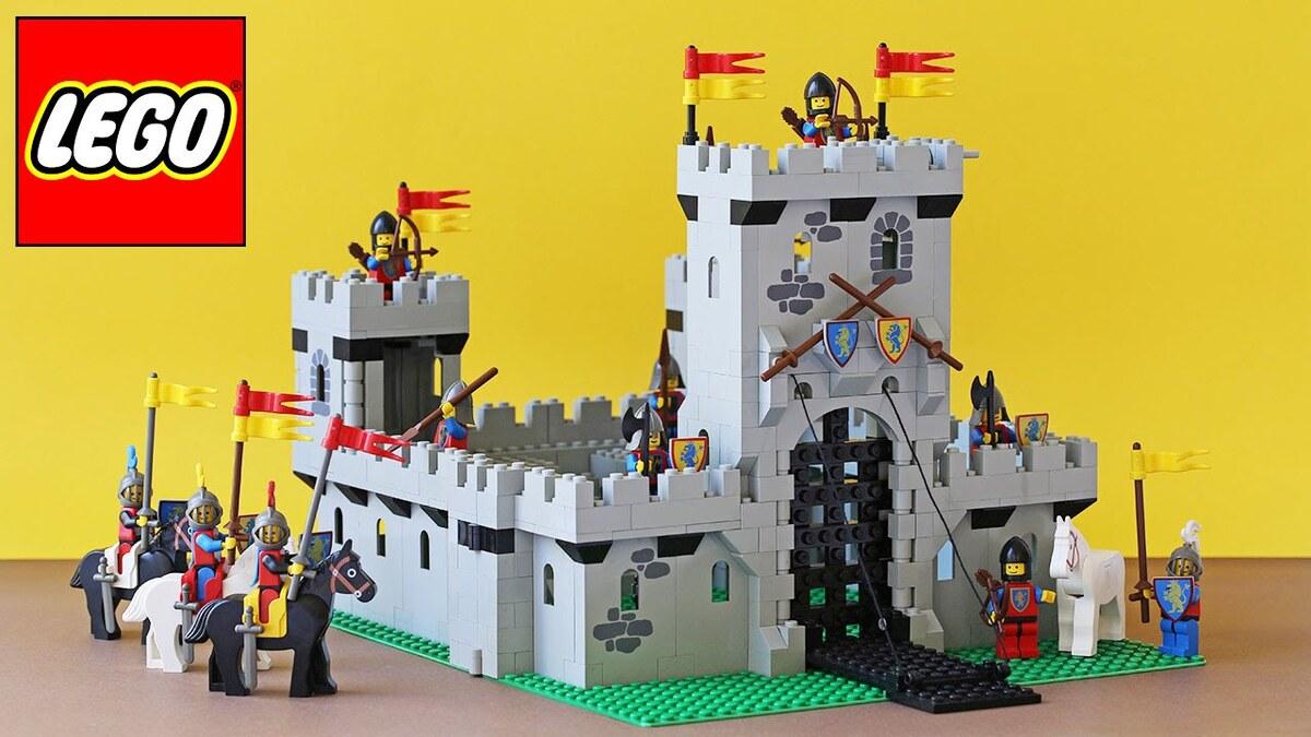 Lego - King's Castle